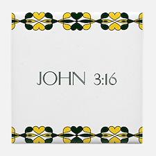 Verses Tile Coaster