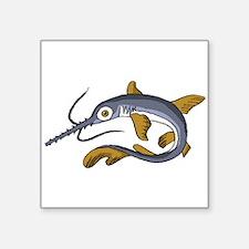 Saw Fish Sticker