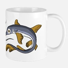 Saw Fish Mugs
