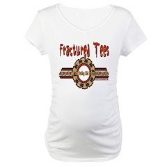 Fractured Tees Logo Gear Shirt