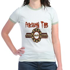 Fractured Tees Logo Gear T