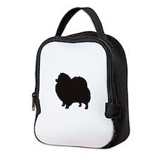 pomeranian 1C Neoprene Lunch Bag