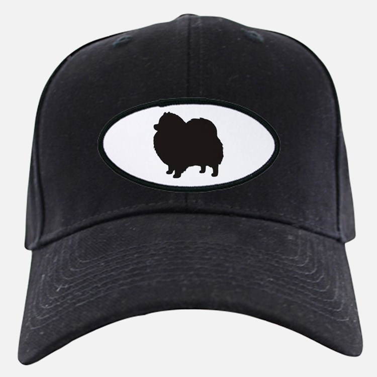 pomeranian 1C Baseball Hat