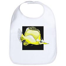 Yellow Needlenose Fish Bib