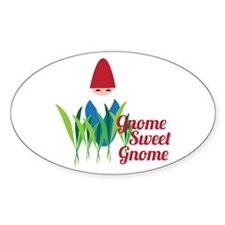 Gnome Sweet Gnome Decal