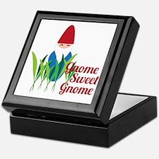 Gnome Sweet Gnome Keepsake Box