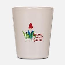 Gnome Sweet Gnome Shot Glass