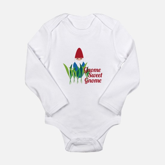 Gnome Sweet Gnome Body Suit