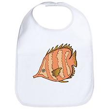 Needlenose Fish Bib