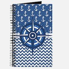 Cute Compass Journal