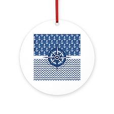 Cute Anc Ornament (Round)