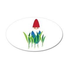 Gnome Wall Decal