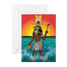 Sobek Greeting Cards (Pk of 10)