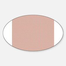 Pink Green Small Polka Dots Decal