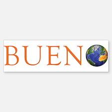 BUENO Bumper Bumper Sticker