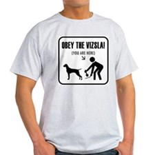 v_dogwaste_t_white T-Shirt