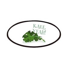 Kale Yeah Patches