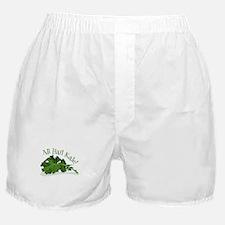 Hail Kale Boxer Shorts