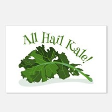 Hail Kale Postcards (Package of 8)