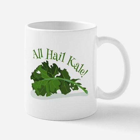 Hail Kale Mugs