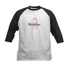 Madalyn pink ribbon Tee
