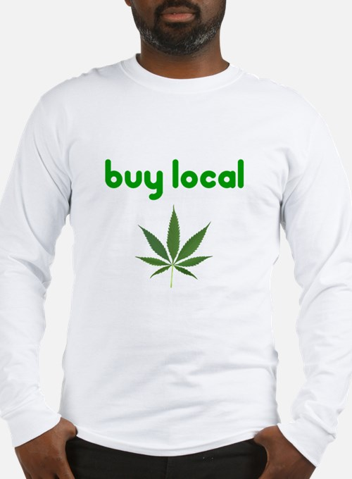 Cute Support local farms Long Sleeve T-Shirt