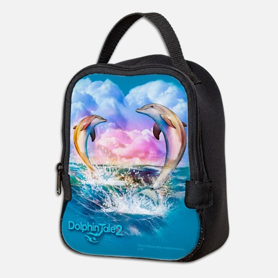 Dolphin Tale 2 Neoprene Lunch Bag