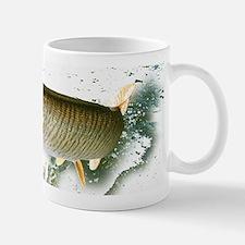 Tiger Muskie Fishing,Saltypro Series1, Mugs