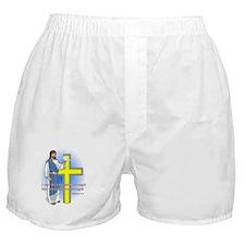 Jesus' Boxer Shorts