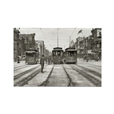 New Orleans Streetcars, 1907 Magnets