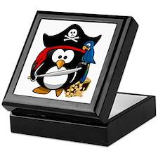 Cute Treasure chest Keepsake Box
