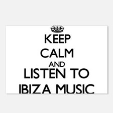 Cute Ibiza Postcards (Package of 8)