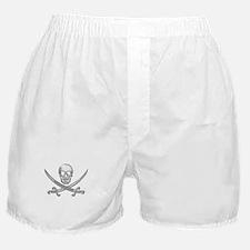 Unique Chest Boxer Shorts
