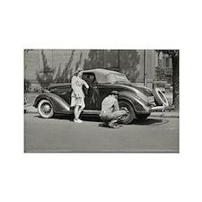 Auto Repair Service, 1942 Magnets