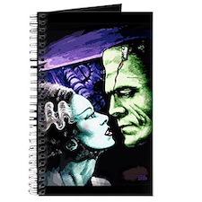 Monsters in Love Bride & Frankie Journal