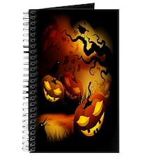 Halloween Pumpkins Journal
