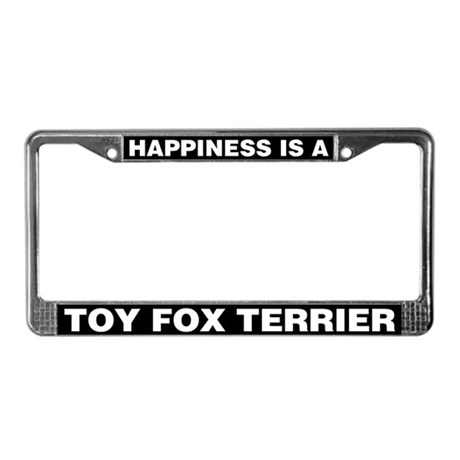 Happiness is a Toy Fox Terrier