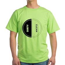 Dirty clean dishwasher T-Shirt