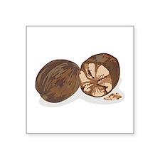 Nutmeg Sticker