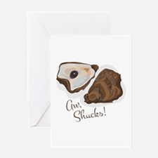 Aw, Shucks! Greeting Cards