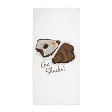 Aw, Shucks! Beach Towel