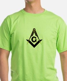 Masonic Black T-Shirt