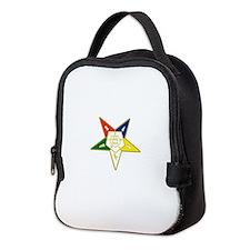 Eastern Star Neoprene Lunch Bag
