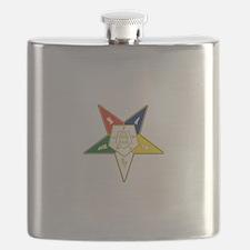Eastern Star Flask