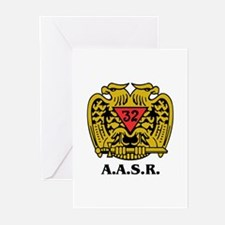 32nd Degree A.A.S.R. Greeting Cards (Pk of 20)
