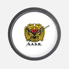 32nd Degree A.A.S.R. Wall Clock
