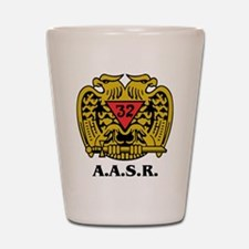 32nd Degree A.A.S.R. Shot Glass