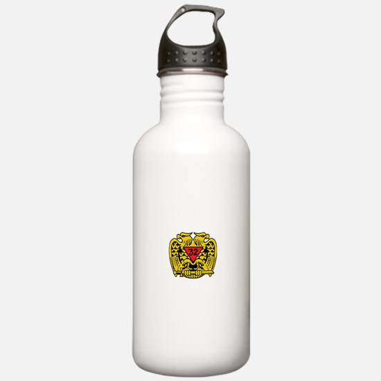 Scottish Rite Eagle Water Bottle