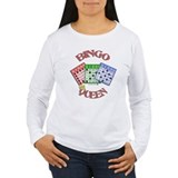 Bingo Long Sleeve T Shirts