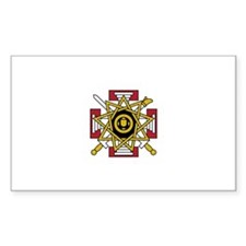 33rd Degree Jewel Decal